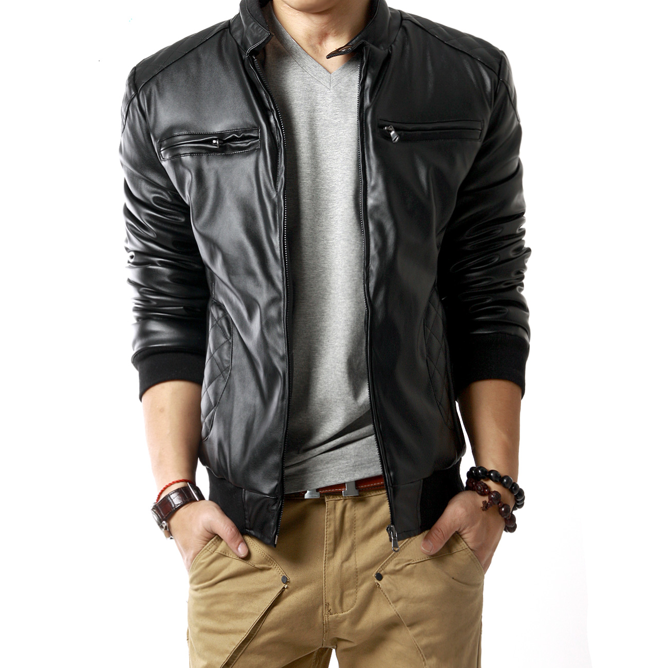 Best Leather Jackets For Men 3W0yOL
