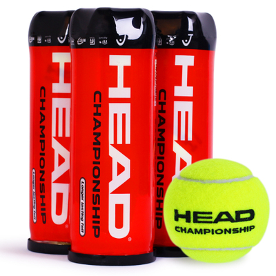 2014 New Hyde Head tennis equipment 3BChampionship red tank 3 championship tennis ball of wool and more