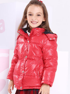 Treasure and children's wear beautiful beautiful princess wavelet points down 050611404