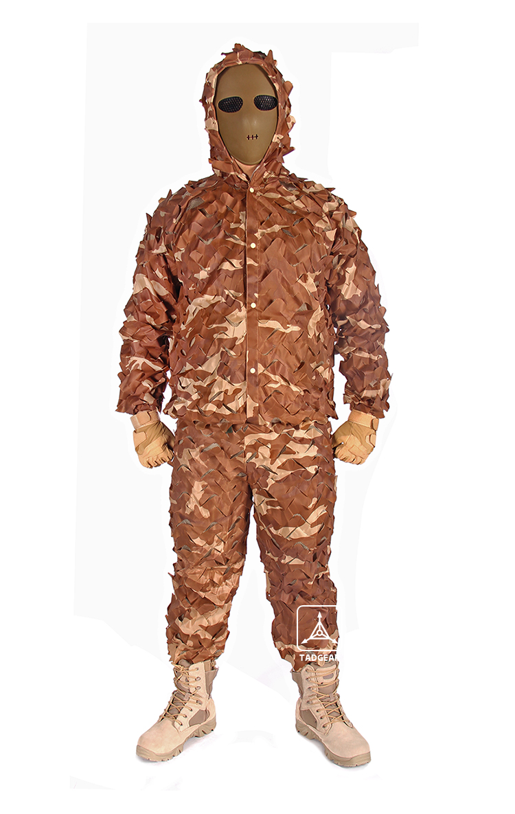 Military mini-equipped field camouflage fatigues hunting camouflage clothing military training specified tactical clothing and Kit camouflage