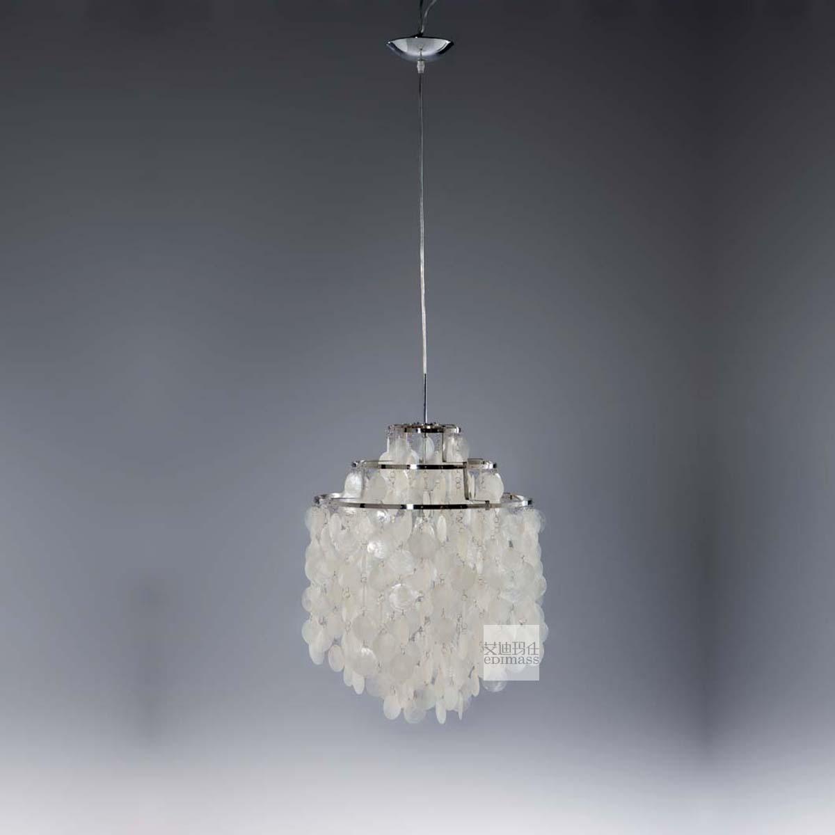 艾迪玛仕品牌家具 现代经典简约时尚客厅创意吊灯CS606