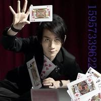 刘谦魔术 豪华版 大成本外国进口魔术扑克牌 套装集合