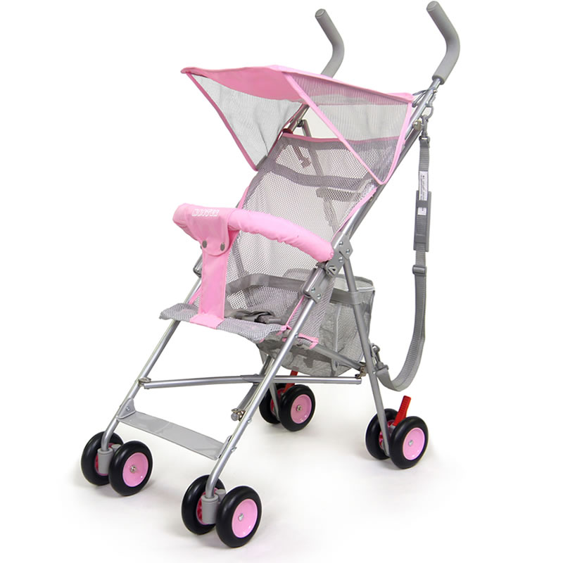 Master 15Kg UV Protection Ventilate Cloth Wearproof Folded Ultraportable Baby Strollers
