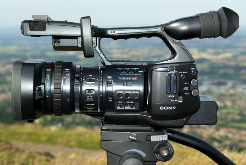 索尼PMW-EX1数码摄像机 点击查看下一张