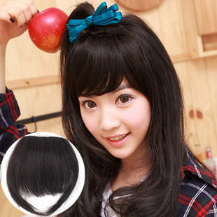 Daixiu wig fringe long Qi Liuhai wig female fringe hair on either side of LH-2175