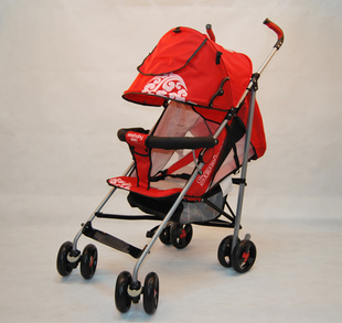 Pui-newer full cover luxury lying child stroller infant car umbrella car mats