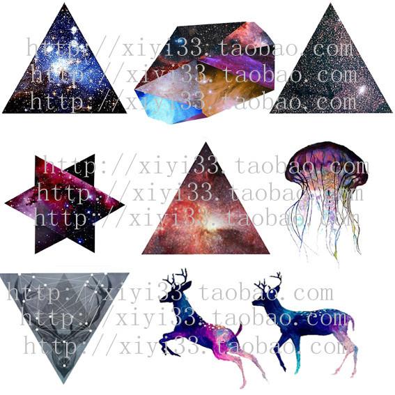 Креативные наклейки   Xy