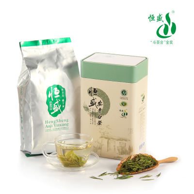 2014 new tea Heng sheng anji white tea