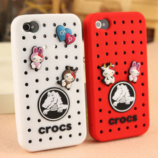 Apple чехол Crocs Iphone 4S