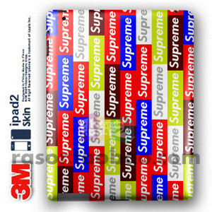 Apple чехол Sticker Art Ipad Supreme 3M Ipad2 Sticker Art