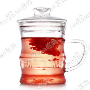 Cтеклянный стакан Office Cup a/1b Круглой формы Бесцветный, прозрачный