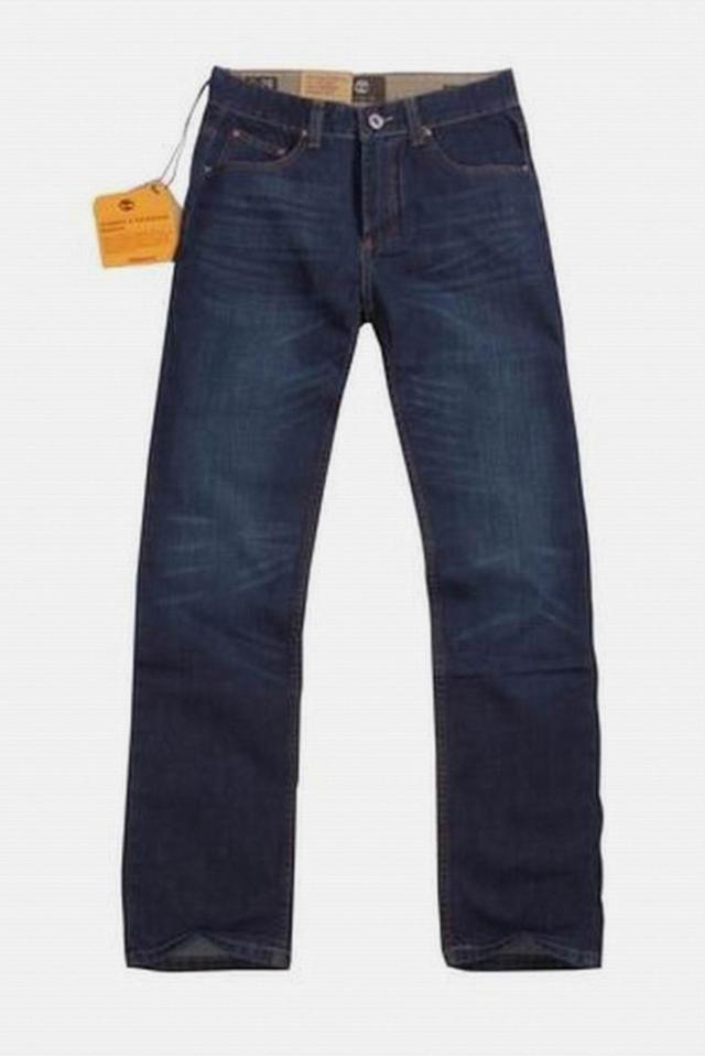 Джинсы мужские Timberland 601 Трубы (окружность голени<окружности отворота брюк) Классическая джинсовая ткань