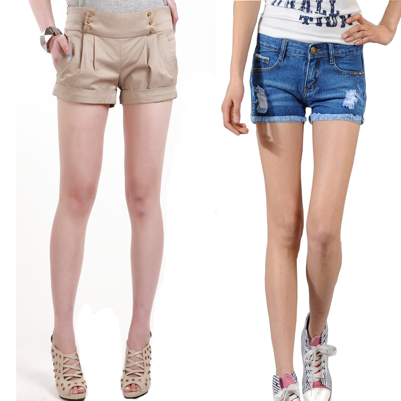 Picture suggestion for Khaki Shorts For Girls