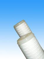 厂家直销 20寸折叠滤芯/平口/插口/过滤精度0.22/0.45