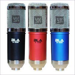 美国BLA纯铝振膜电容尊龙棋牌app 录音MC喊麦YY唱歌语聊直播买1送3