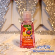 Bath and Body Works/BBW 泡泡糖 免洗抗菌洗手液29ML
