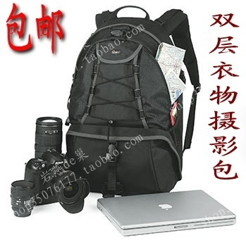 Футляры и сумки для цифровой техники L/lowepro Compu Rover AW Многофункциональная Нейлон Рюкзак