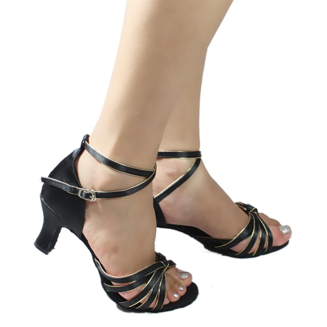 Обувь для латиноамериканских танцев Fang of the Dance x006