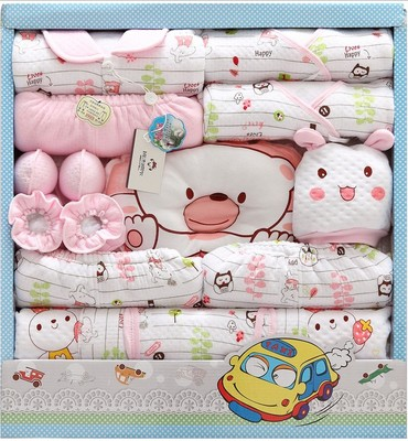 The full moon in spring and winter clothes newborn baby Baby Gift Set newborn baby clothes, baby clothing