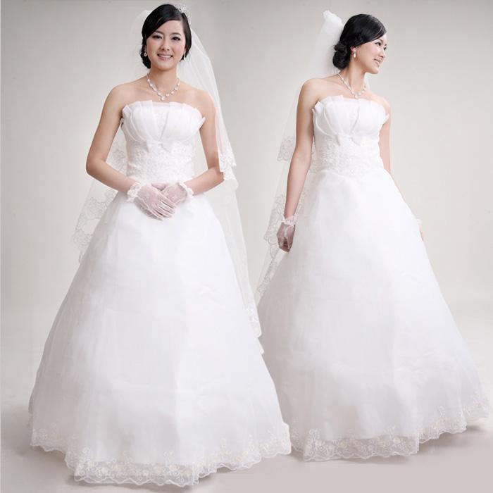 Свадебное платье Loving bride 820 2011 Атлас, сатин Принцесса с кринолином