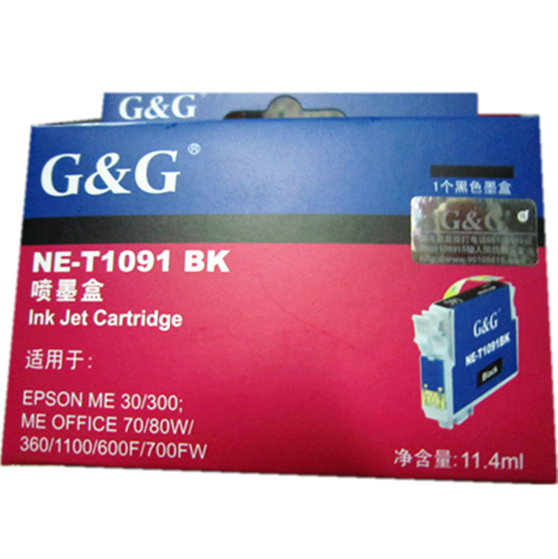 Струйные картриджи Grid of the grid  Epson Me30 300 Office360 600F 1100 T1091 109