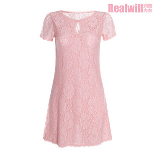 Realwill micro-moistening fragrant Mikania sweet dreams new full lace flowers in spring and summer dresses at home service