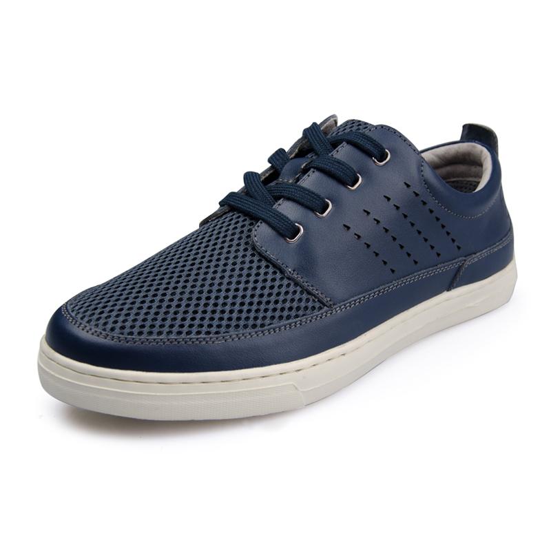 Демисезонные ботинки 96hours 97110032 96 10032 Для отдыха Круглый носок Шнурок
