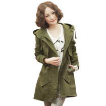MaxMara coat woman jacket in the spring and Autumn period female 2012 new Korean version of the new fashion coat autumn