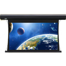 The family electric screen HD - F2 MKIII ST (acoustic) 100 inch 16:9 JK projection screen