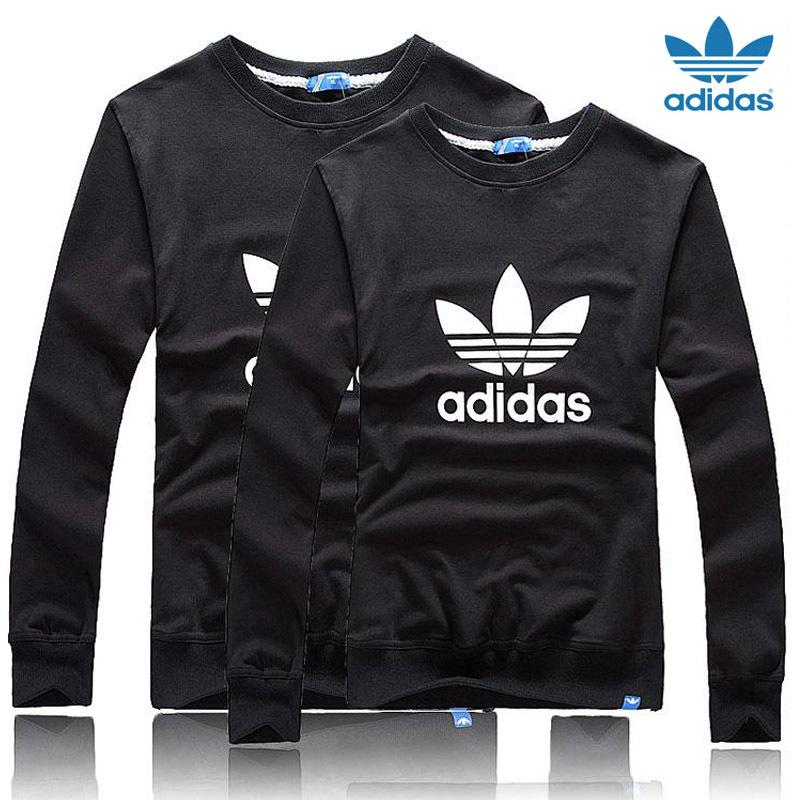 Спортивная футболка Clover adidas 159 211 Adidas Logo Стандартный О-вырез Длинные рукава (рукава ≧ 58см) 100 хлопок Для спорта и отдыха Влагопоглощающие, Быстросохнущие, Ультралегкие, Воздухопроницаемые % Логотип бренда, Рисунок, Надпись, Офсетная печать