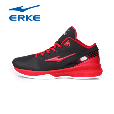 Erke erke authentic sports shoes basketball shoes men slip resistant cushioning high-top basketball shoes FD