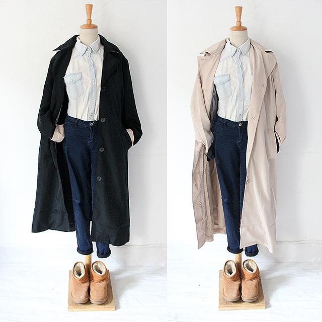 женский плащ «XI. генерал» Европа и оригинальных резкое товаров внешней торговли! И мужчины и женщины могут носить пальто стиль длинные мягкие