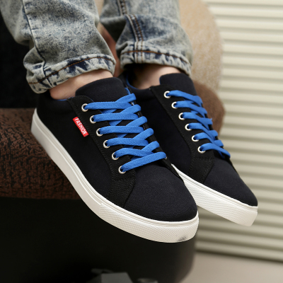Autumn new students to help low canvas shoes men's shoes tide shoes Korean men's casual shoes men shoes lovers