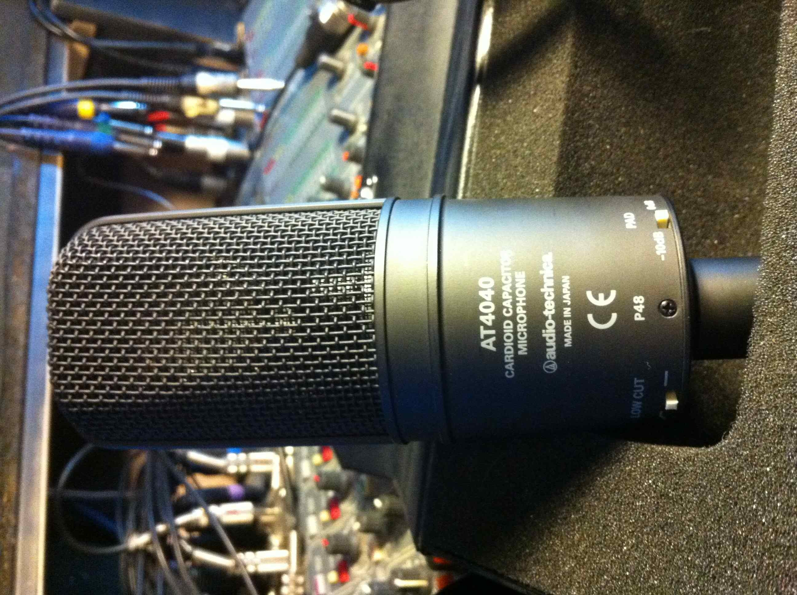Микрофон Audio Technica  AT4040