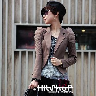 黑色修身小西装⑴黑色小西装如何搭配黑色小西装如何搭配 - yoyotaobao - 一起一起