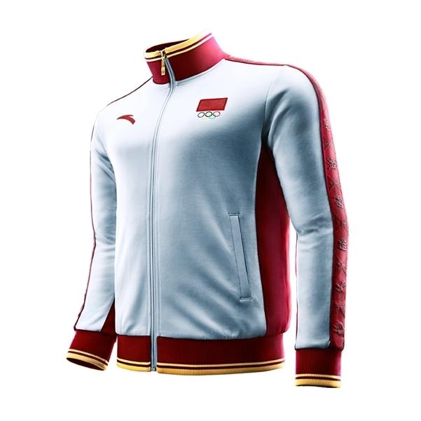 m码 安踏冠军龙服套装同款 2014anta索契冬奥会中国国家队领奖服