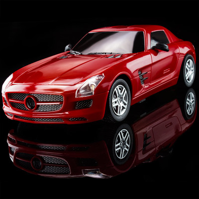 May drift radio remote control car racing Mercedes-Benz sports car with charger children electric toy car lights