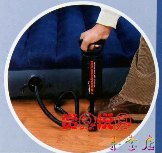 воздушный насос Intex надувной матрац воздуха Специальный быстрого/ручной насос/оригинал/ручной насос