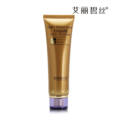 Elle Bess Gold Placenta gentle exfoliating cream 100g Gel Facial exfoliating body scrub cream hand