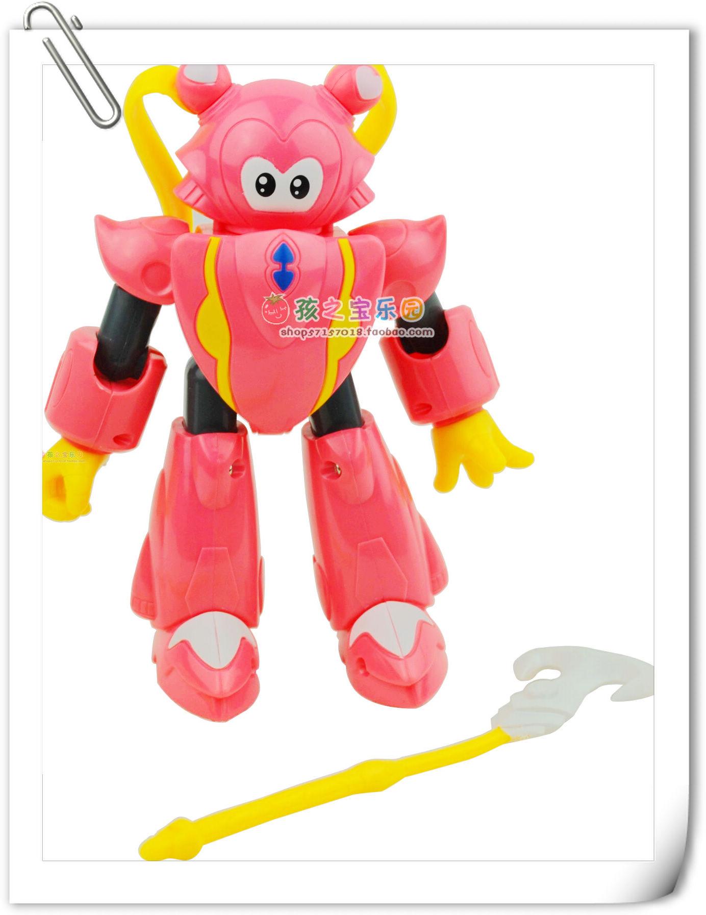 正品防伪钢甲卡卡龙玩具全套12款正版变形精灵兔120110吸塑版