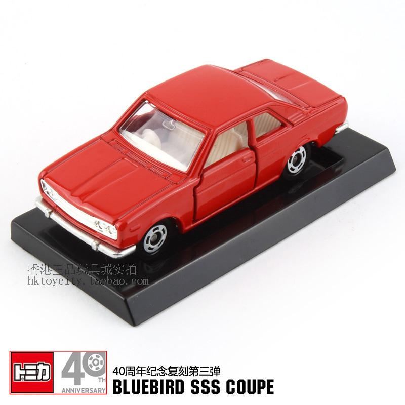 Модель машины Tomy  TOMICA 40 SSS Coupe