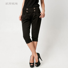 Kay Van Ming Amoy 2013 new summer women's fashion OL harem pant 8020 Fashion Outlet