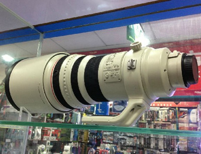 佳能EF 600mm f4L IS II USM镜头模型 EF400mm镜头模型