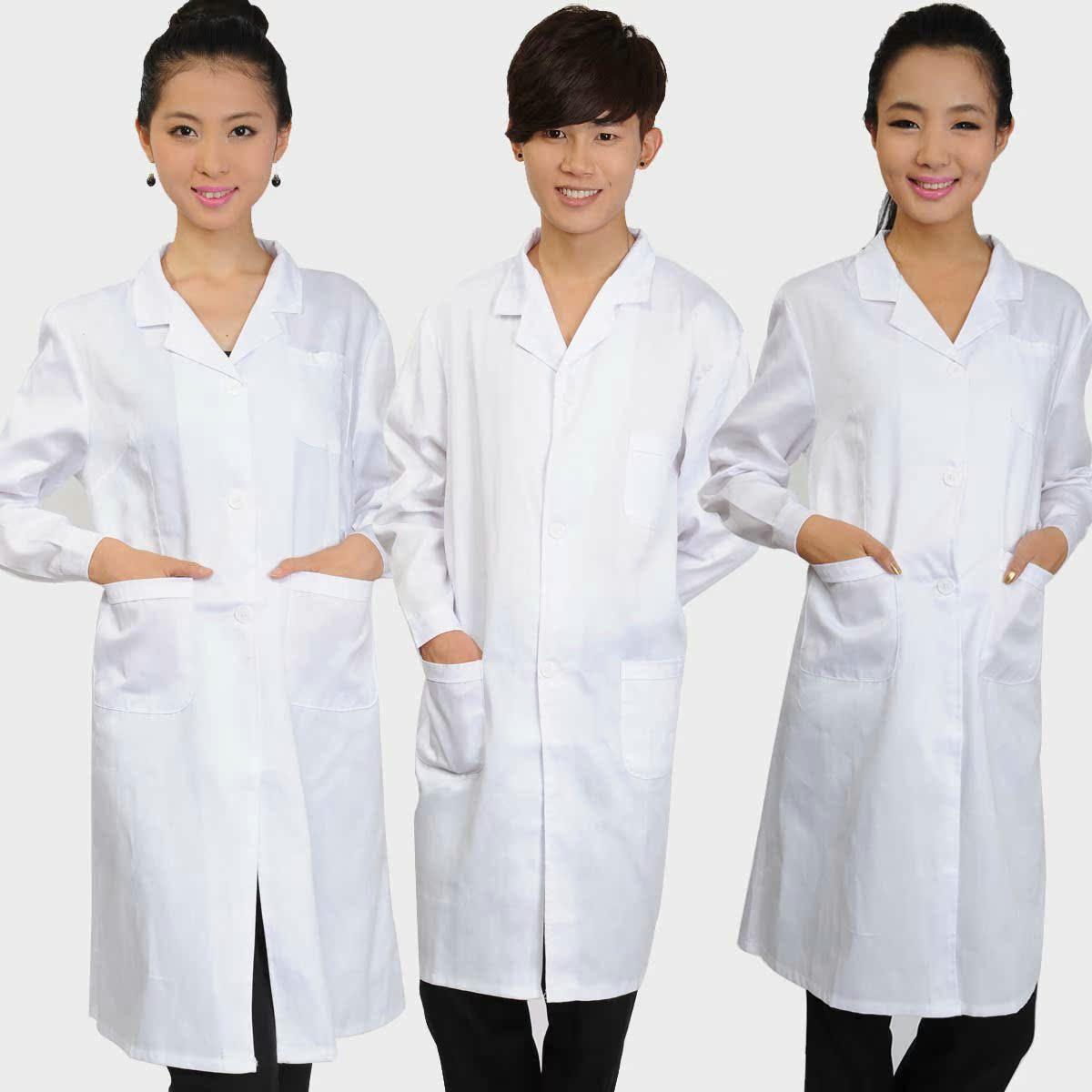 У женщин врачей под халатами 14 фотография