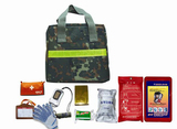 Bodyguard New Promotional Car Escape package equipped car with safe driving emergency distress Kit First Aid Kit