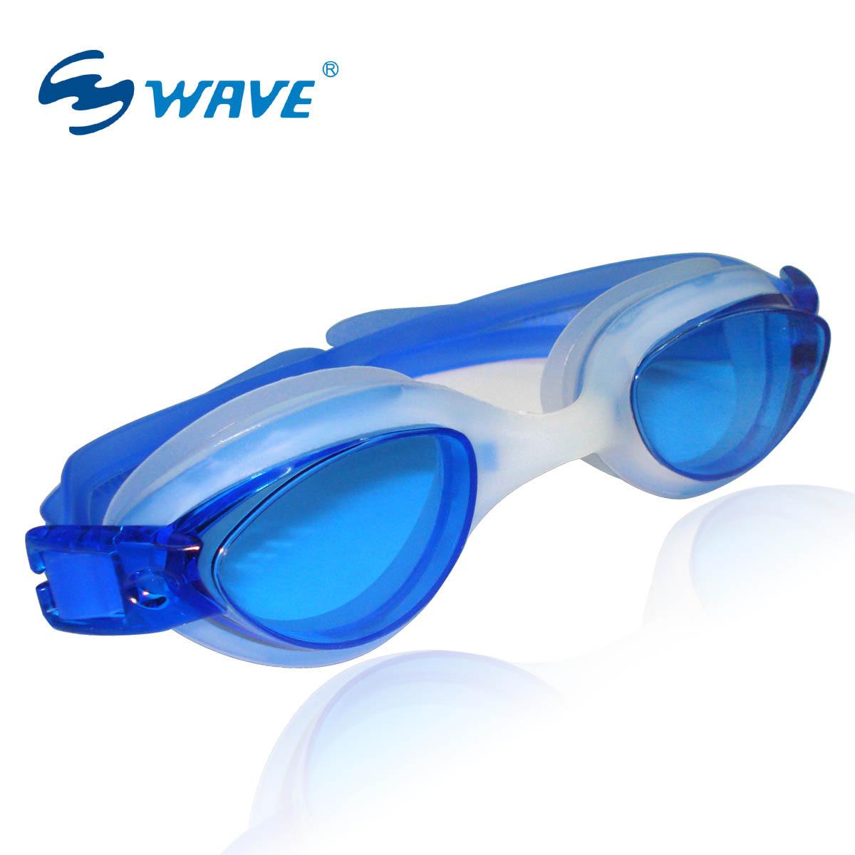 Очки для плавания WAVE ( waves Licensing) ga2393 WAVE( Очки с защитой от запотевания