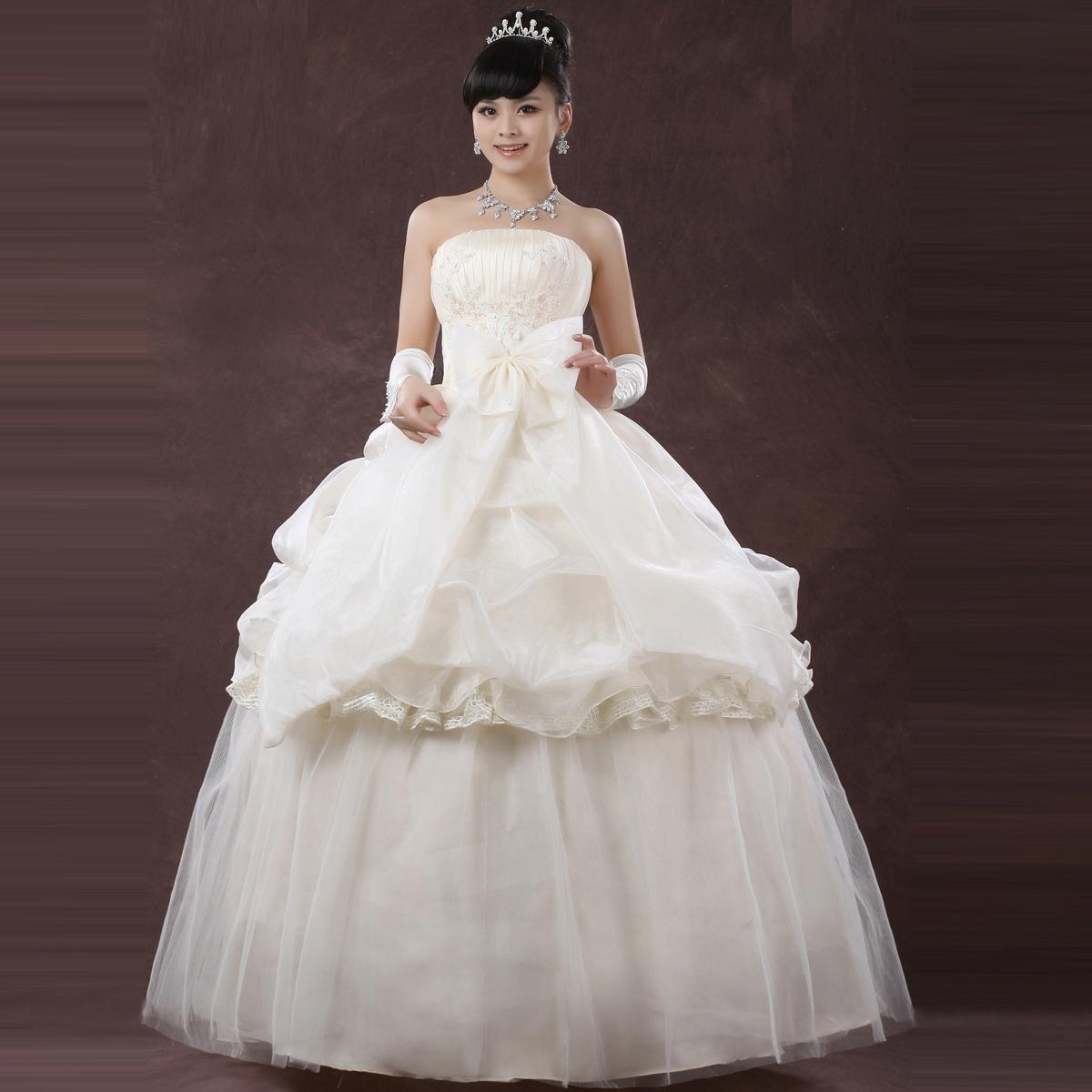 Свадебное платье Love this life xinkuan/19 2013 Органза Принцесса с кринолином