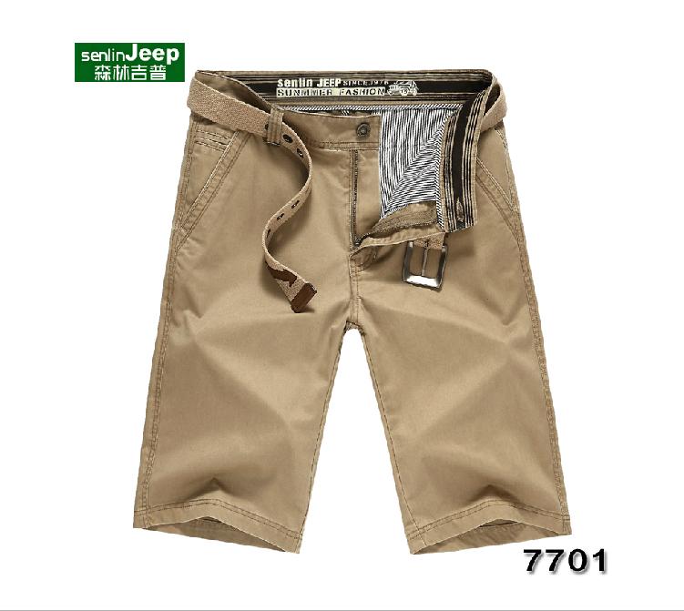 Повседневные брюки JEEP 7701