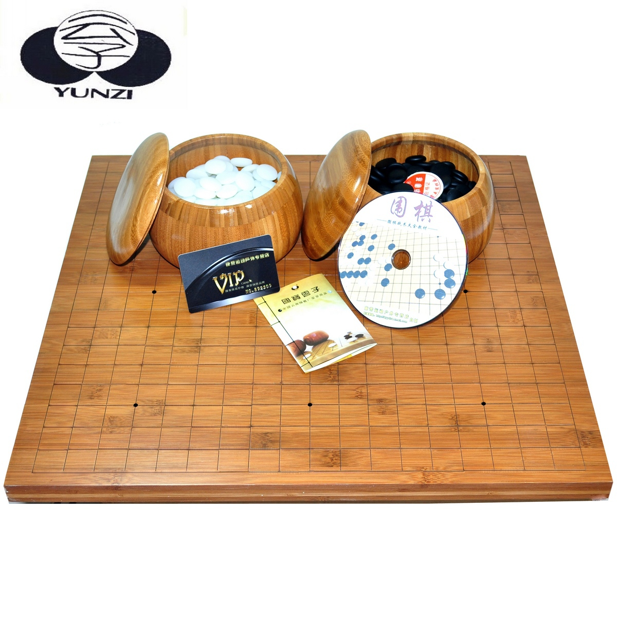  80 percent of four provinces special offer authentic chess set full bamboo laser line sent the Board materials