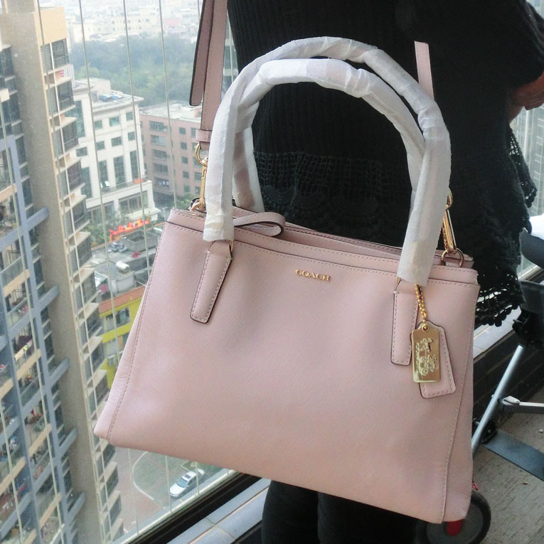 Purchase of New COACH 30128 29422 30402 Madison SAFFIANO leather hand bag
